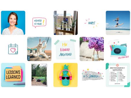 Fun & Facts in 14 Bildern - MeetTheBlogger 2021