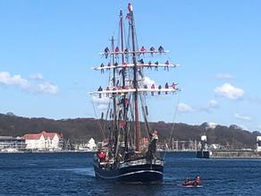Mein April 2021 - Schiff Ahoi!
