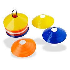 Saucer Cone Set (50 pc)