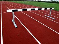 Steeplechase Hurdle Barrier