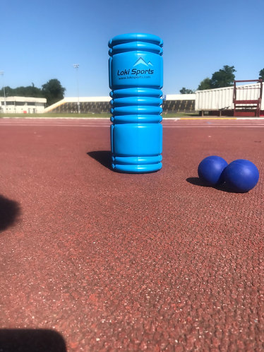 Foam Roller Mobility Pack