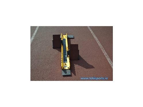 Nelco Starting Block Cart