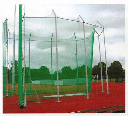 Nelco Hammer & Discus cage