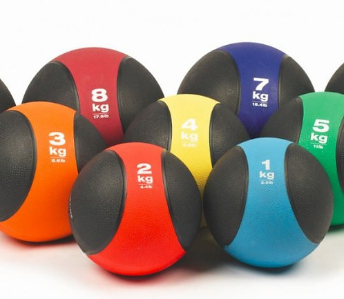 Medicine Balls with bounce