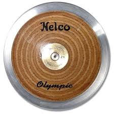 Nelco Laminated Wood Discus