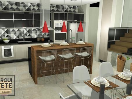 Cozinha Residencial (PR20)