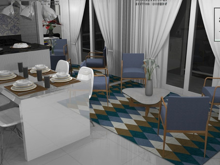Cozinha e Salas Integradas II (PR26)