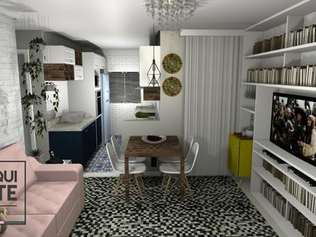 Apartamento Residencial Salamanca (PR34)