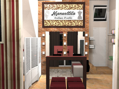 Manuelita - Boutique & Salão (PC05)
