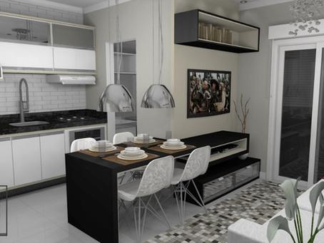 Apartamento completo (PR30)