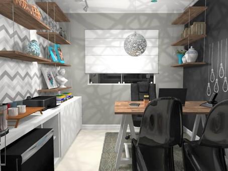 Escritório Pro.portio -  Arquitetura e Interiores (PC13/PR31)