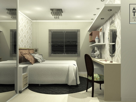 Dormitório Casal II (PR27)