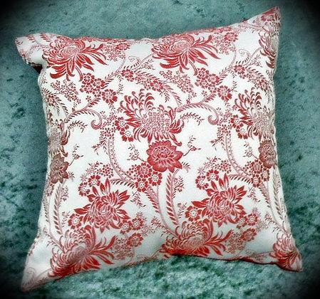 Red White Cushion