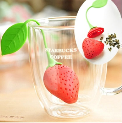 Tea Infuser Strawberry