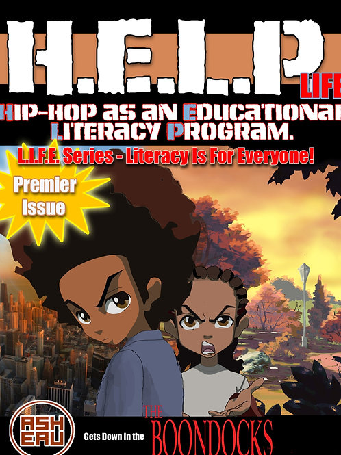 Boondocks Theme Song (by Asheru) H.E.L.P. Student Guide