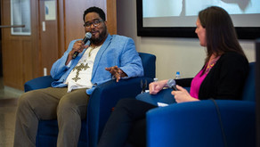 """Art Is the Lesson for Rapper and Educator Gabriel """"Asheru"""" Benn discussed how to reach youth as part"""