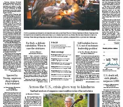 Welcome to The Washington Post e-Replica