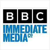 BBC-Immediate Media-square logo on white