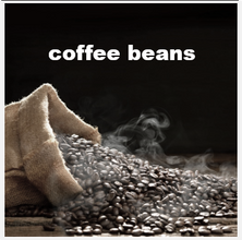 ex-client products-example-coffee beans.