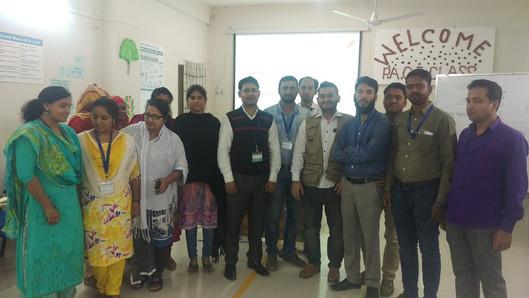 Better Work Bangladesh training for HR E