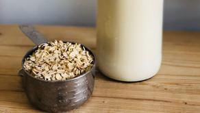 How to Make (non-slimy!) oat milk