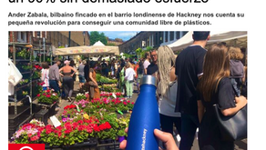 Radio Interview: Going Zero Waste by Basque Radio