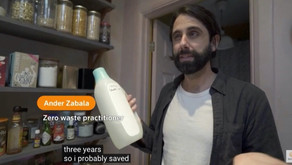 Reuters Interview: Zero Waste Movement in the UK