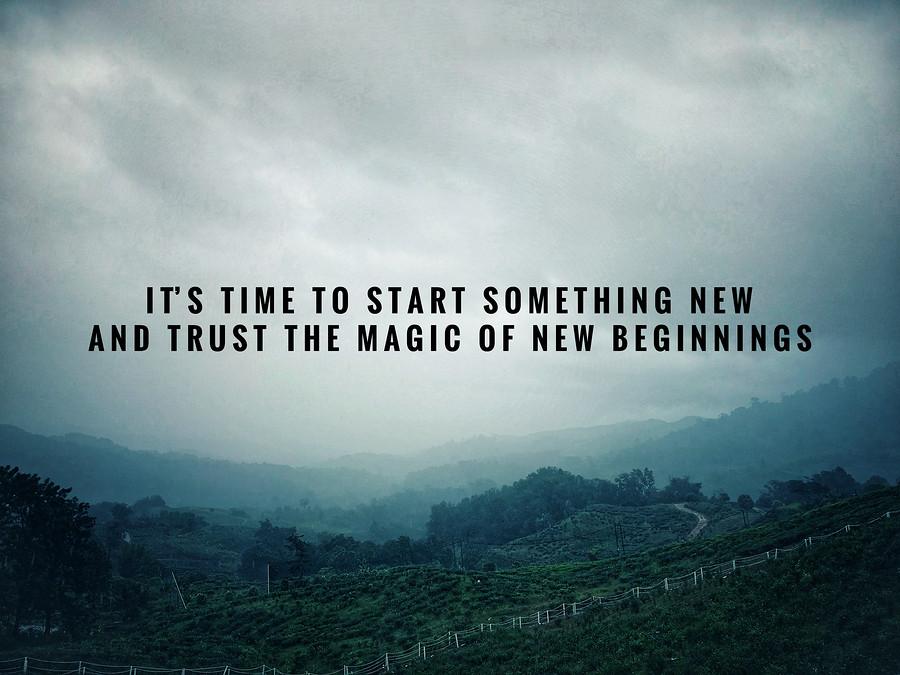 Start Something New IMG