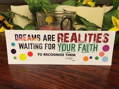 Dreams...bookmark