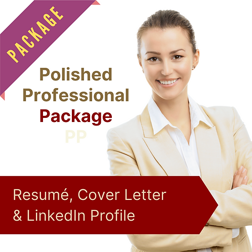 Polished Professional Package