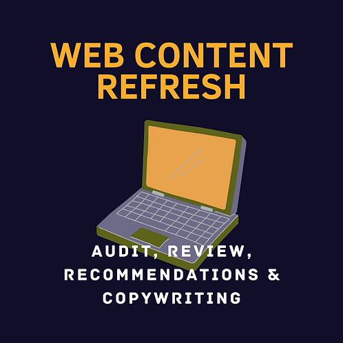 Web Content Refresh