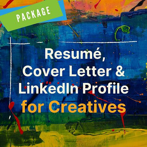 Creative Career Package