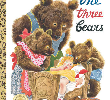 The Three Bears by Gerald Magpie