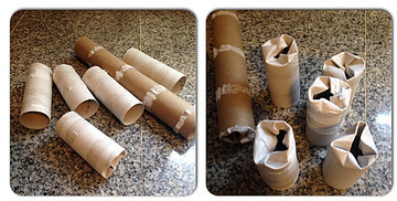 Toilet, Wrapping Paper and Kitchen Paper Rolls
