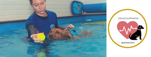 #GETPETSFIT Fit4dogsuk canine Hydrotherapy Center