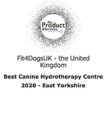 Fit4dogsuk 2020 Best Canine hydrotherapy