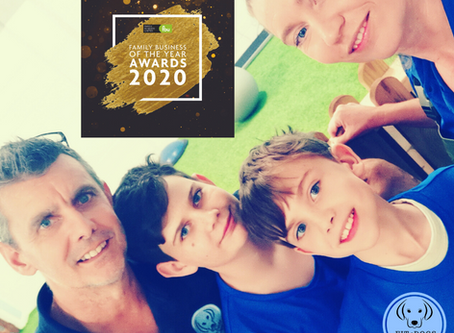 Shortlisted for the Family Business of the Year Awards 2020 in Yorkshire Family Business of the Year