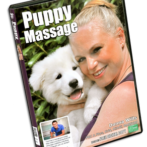 Donna Wills shares how Canine and Puppy Massage can help your dog.