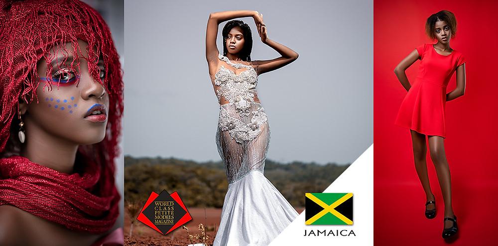 Model: Makayla Wint, World Class Petite Models Magazine,