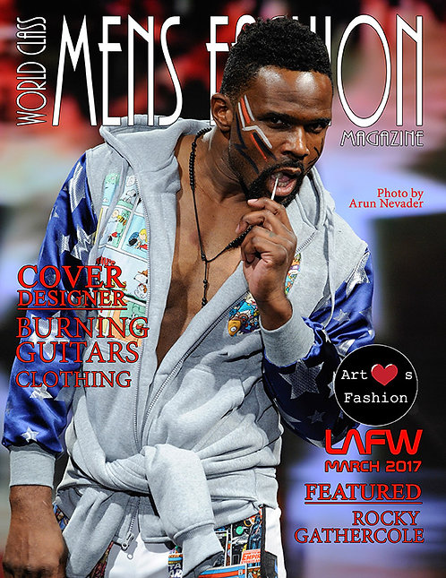 Issue 3 World Class Mens Fashion Magazine
