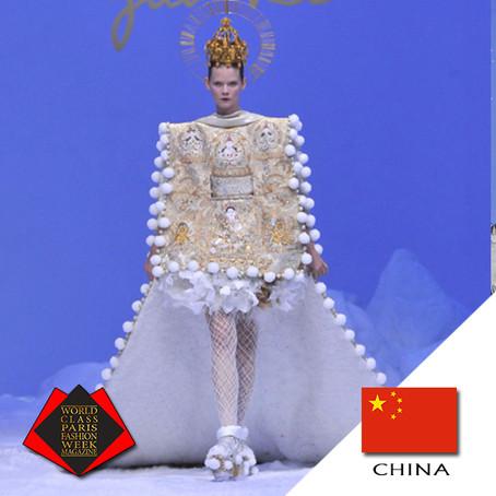 Guo Pei, Paris Fashion Week Spring-Summer 2020