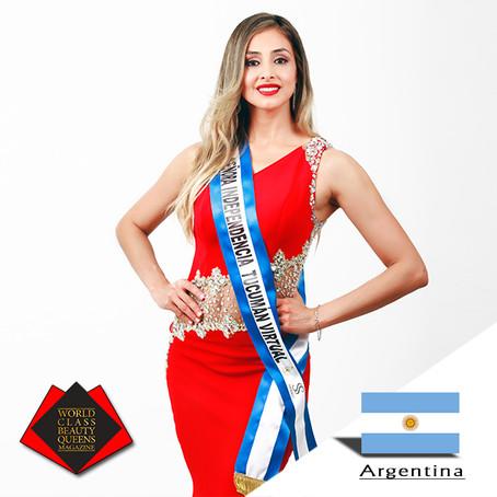 Carina Ceferina Correa Sra Independencia TucumanVirtual 2019