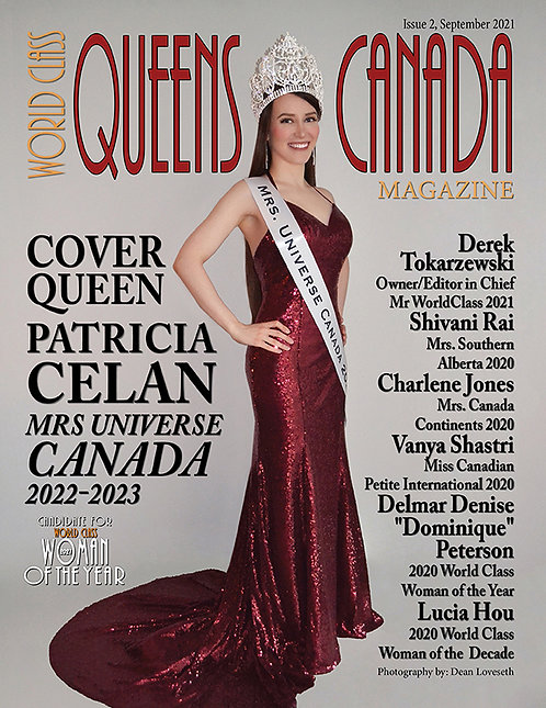 Issue 2 World Class Queens of Canada Magazine