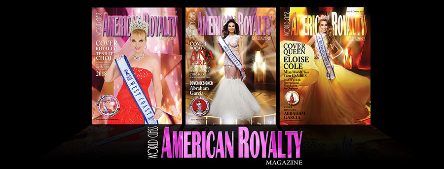 World Class American Royalty Magazine