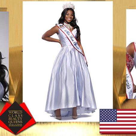 Chizurum Peace Akubue Miss Teen Chicago 2020 America Nation