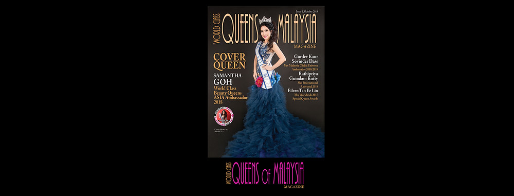 World Class Queens of Malaysia Magazine