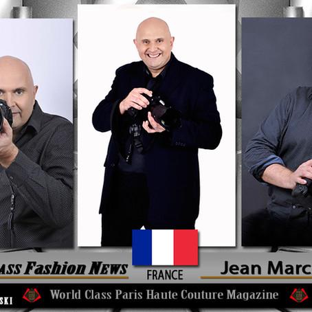 Jean Marc Cresson Editor in Chief of World Class Paris Haute Couture Magazine.