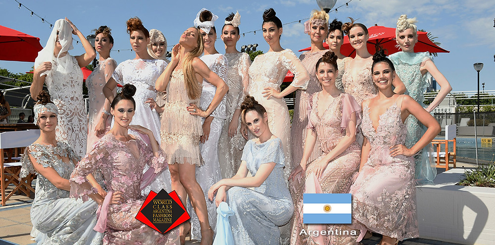 Patricia Profumo 2021 collection  FEMME, World Class Argentina Fashion Magazine,