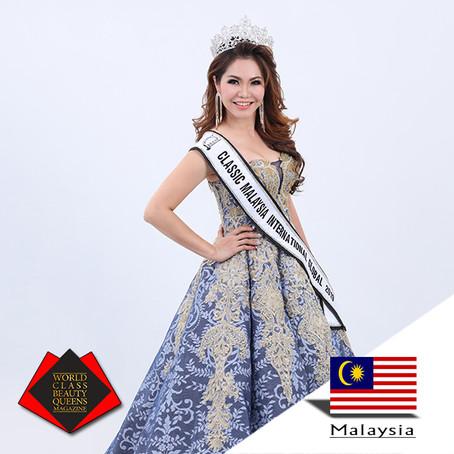 Melinda Khoo Kwai Fun Classic Mrs Malaysia International Global 2019