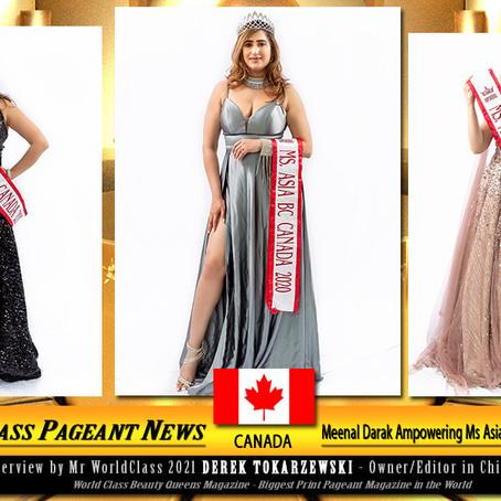 Meenal Darak Ampowering Ms Asia BC Canada 2020-2021